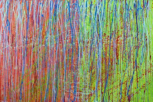 Marie Edmée SEGUIN - Painting - Et maintenant 9