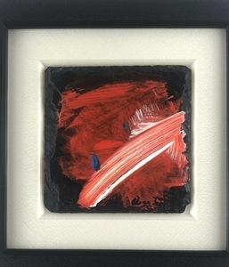 Nicole LEIDENFROST - Gemälde - Red Mountain 4