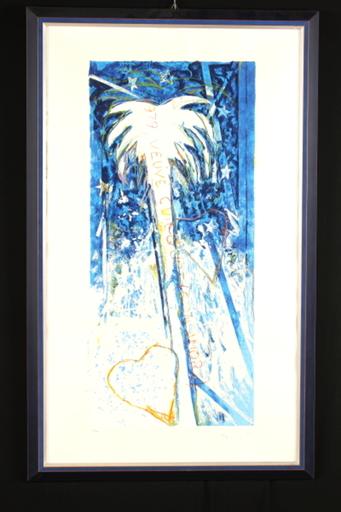 Mario SCHIFANO - Print-Multiple - Veuve Clicquot (con amore)