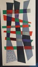 Wassily KANDINSKY (1866-1944) - Composition abstraite de 1932 - Compositie 32