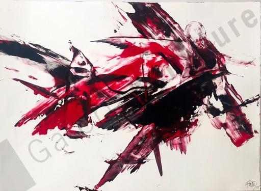 Luis FEITO LOPEZ - Peinture - Sin titulo