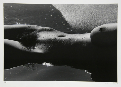 Lucien CLERGUE - Photography - Nude #5