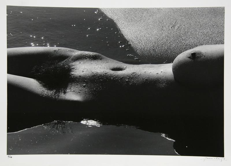 Lucien CLERGUE - Fotografie - Nude #5