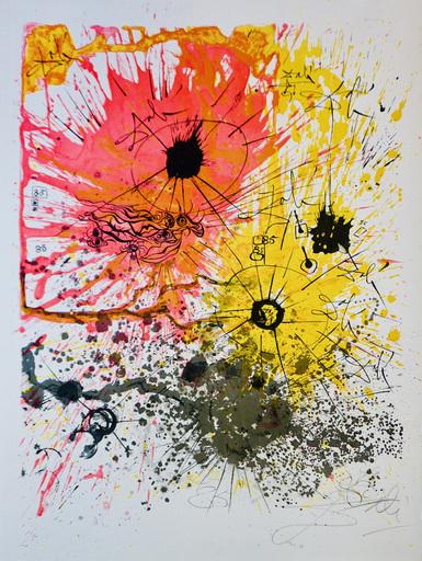 萨尔瓦多·达利 - 版画 - The Lucky Number of Dali