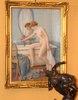 Jules SCALBERT (1851-1928) - Jeune femme nue à la baignoire