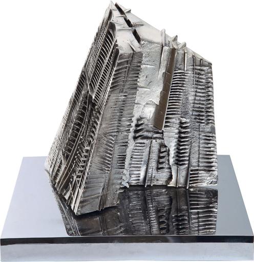 Arnaldo POMODORO - Skulptur Volumen - UNTITLED