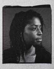 Chuck CLOSE - Photo - Lorna 1996