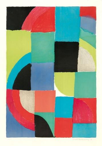 Sonia DELAUNAY-TERK - Print-Multiple - Printemps