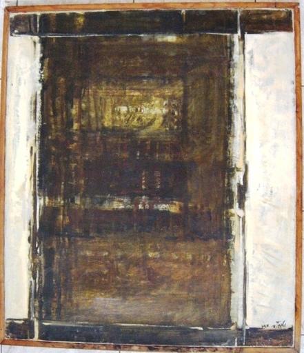 Meir STEINGOLD - Peinture - Pages-Composition