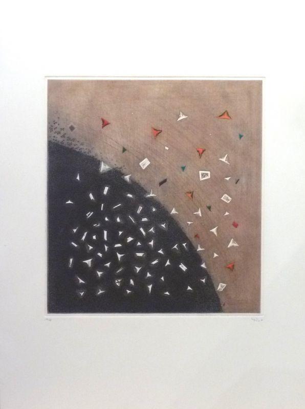Arthur Luiz PIZA - Print-Multiple - Eclatement Tellurien