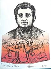 David Alfaro SIQUEIROS - Print-Multiple - Heroic Voice