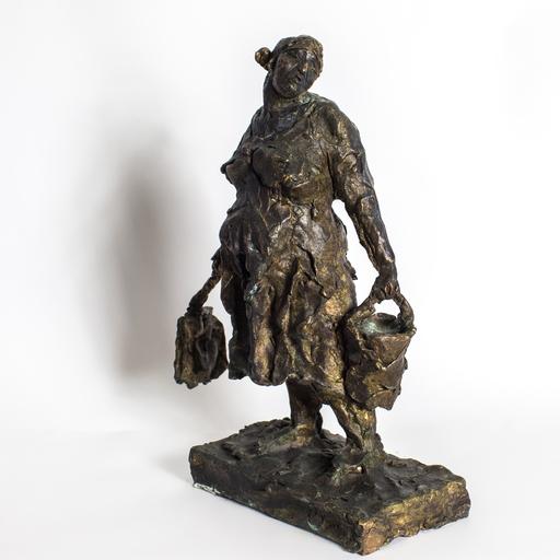 Sasha SVIYAZOV - 雕塑 - Varvara