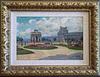 "Henry MALFROY - Painting - "" Corusel Paris"""