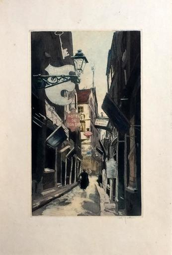 Eugène VEDER - 版画