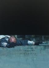 François BARD - Painting - Soudain l'été dernier