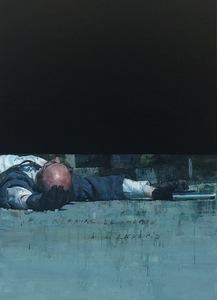François BARD - Pittura - Soudain l'été dernier
