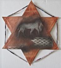 Francisco TOLEDO - Peinture - Horse Star kite