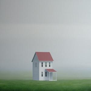 Monica DIXON - Painting - Porter Creek