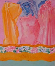 Carlo VANCHIERI - Painting - Teatro