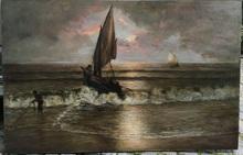 Andrea FIGARI (1858-1945) -