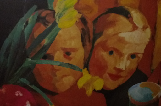 "Xenia HAUSNER - Grabado - 22 / 44, ""Schmetterlingsschule"""