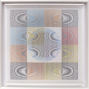 Alberto BIASI - Pittura - Trottole 1