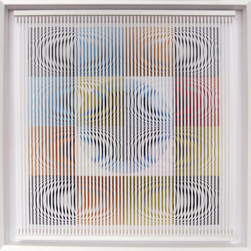 Alberto BIASI - Pintura - Trottole 1