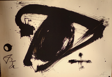 "Antoni TAPIES - Print-Multiple - ""Olympic Centennial""  91/250"
