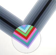 Eugenio CARMI - Print-Multiple - Fumetto immaginario