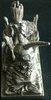 Christian LACROIX - Escultura - SPHYNX en métal argenté – Christofle