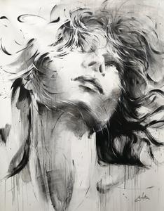 Ewa HAUTON - Painting - Colombe