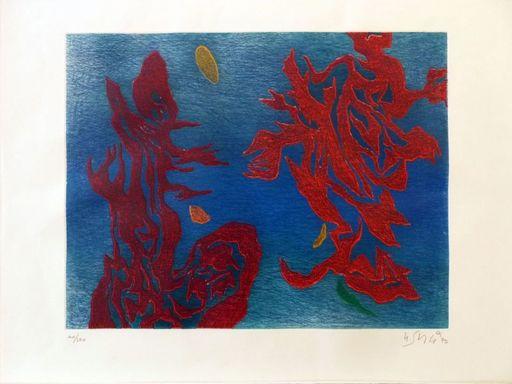 Gustave SINGIER - Print-Multiple - Aquathème