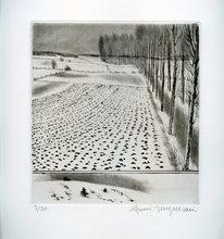André JACQUEMIN - Print-Multiple - 3 GRAVURES 1984 SIGNÉES CRAYON NUM/20 3 HANDSIGNED ETCHINGS