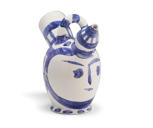 Pablo PICASSO - Ceramic - Pichet à glace
