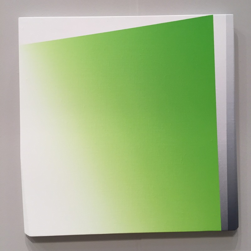 Giuliano BARBANTI - Peinture - SS verdegiallo / 2gc