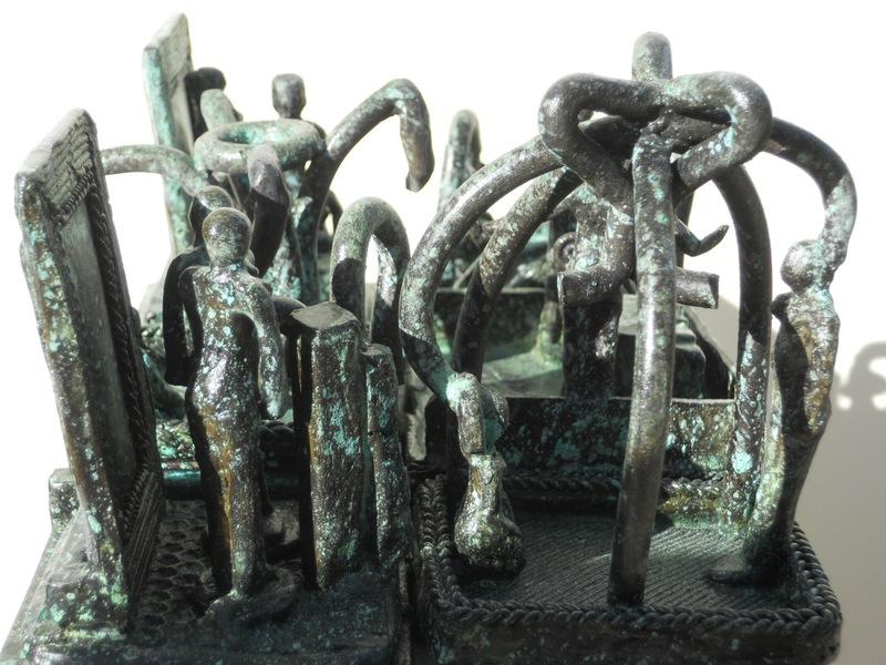Michaël MAGNE - Sculpture-Volume - 6 piéces pour les mélodie conjointes