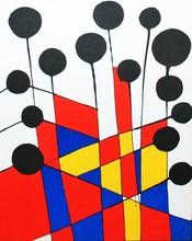 Alexander CALDER (1898-1976) - Balloons