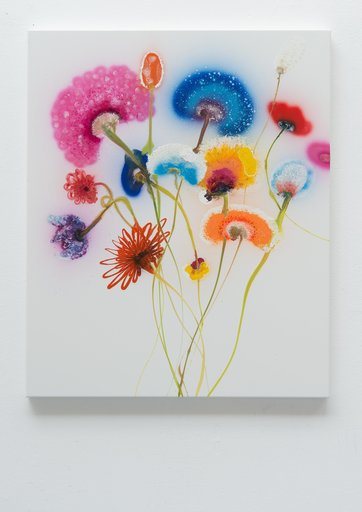 Thierry FEUZ - Painting - Perfect Day Serena