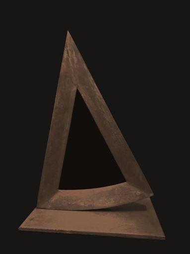 Mauro STACCIOLI - 雕塑 - Studio per Arecibo