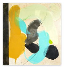 Tracey ADAMS - Pintura - The Principle of Not Knowing