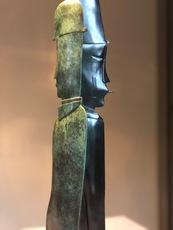 Jean LAMBERT-RUCKI - Sculpture-Volume - Les noctambules