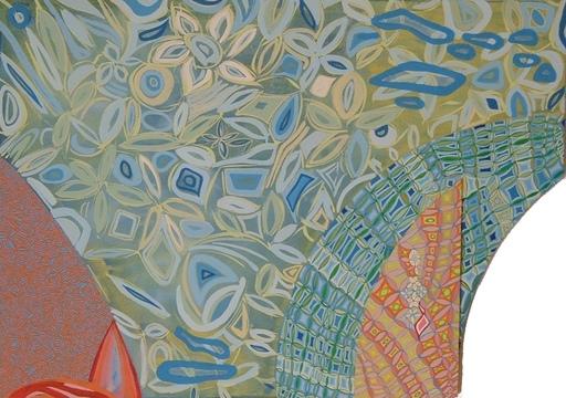 Carlo VANCHIERI - Painting - Raccordo