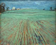 James Edward Hervey MACDONALD - Pintura - Potato Fields