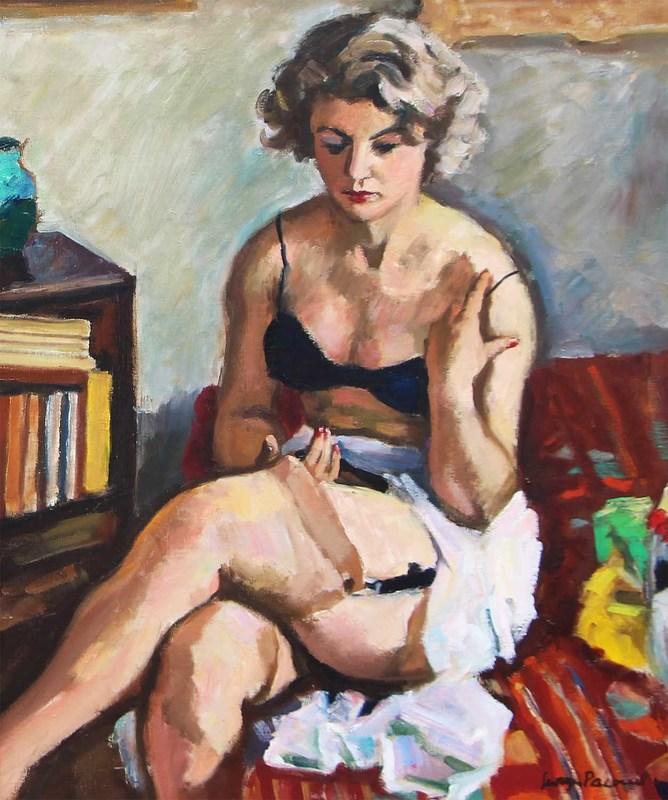 Georges PACOUIL - Peinture - Les Bas