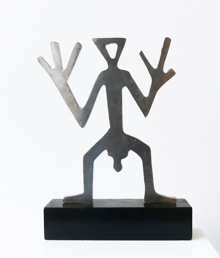 A.R. PENCK - Sculpture-Volume - Standart