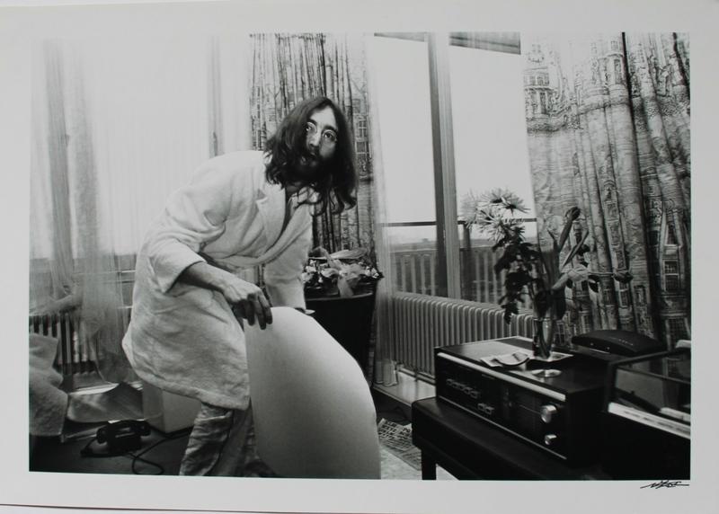Nico KOSTER - Fotografia - Bed sitting