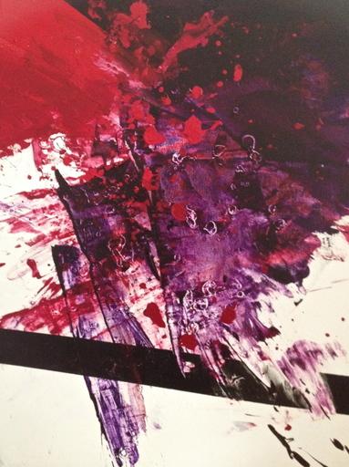 Luis FEITO LOPEZ - Peinture - Unttled
