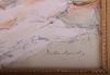Berthe MORISOT - Drawing-Watercolor - Untitled (Figures Sitting En Plein Air)