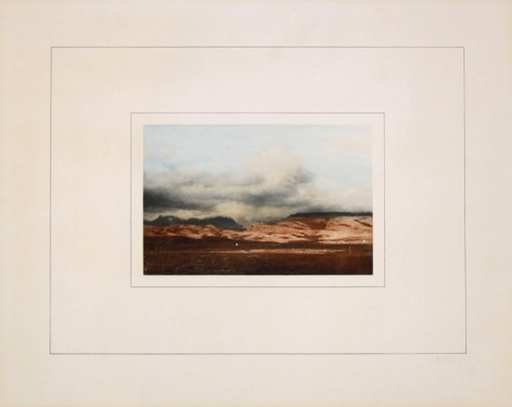 Gerhard RICHTER - Estampe-Multiple - Kanarische Landschaften Ic