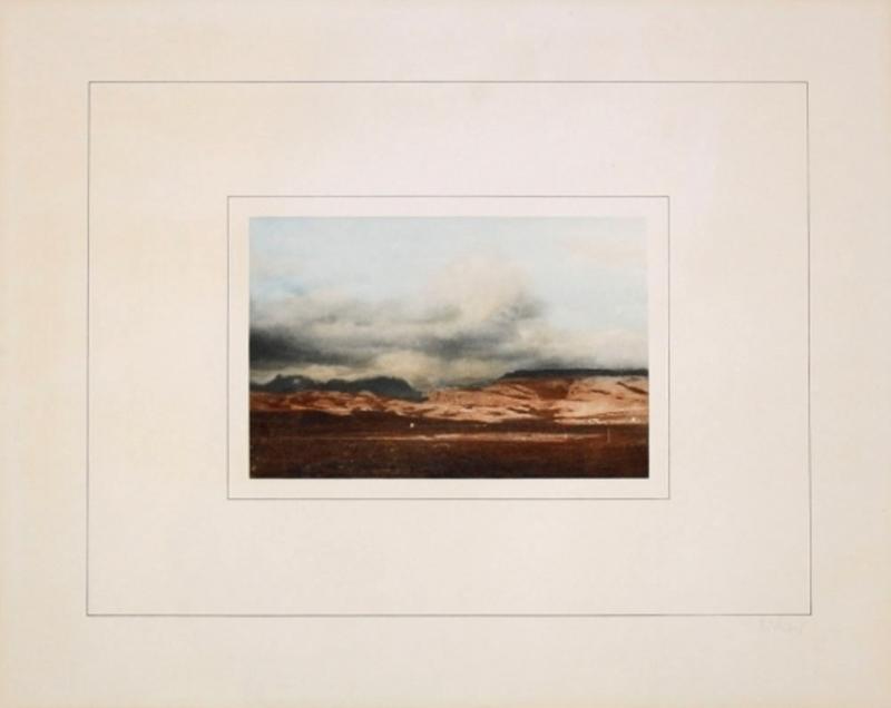 Gerhard RICHTER - Stampa-Multiplo - Kanarische Landschaften Ic